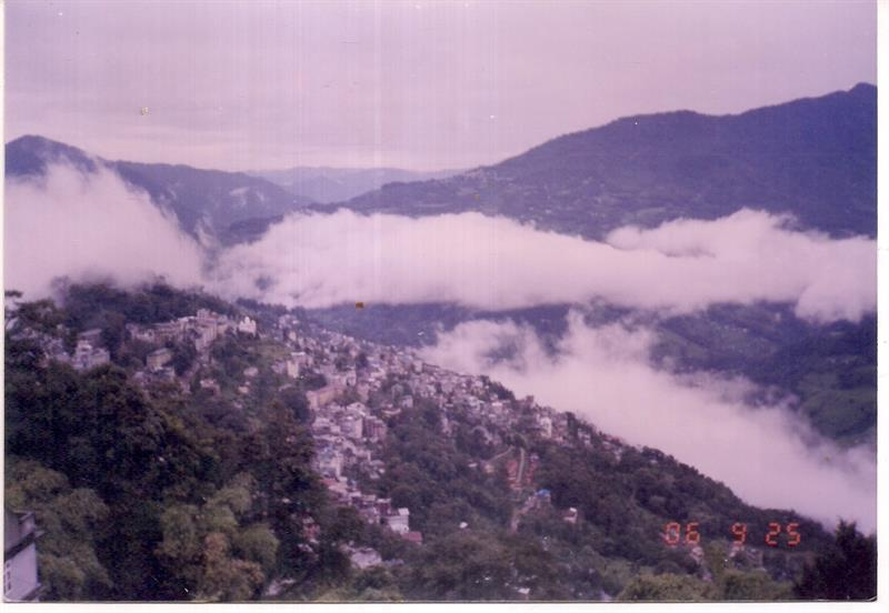View Of Simla vally