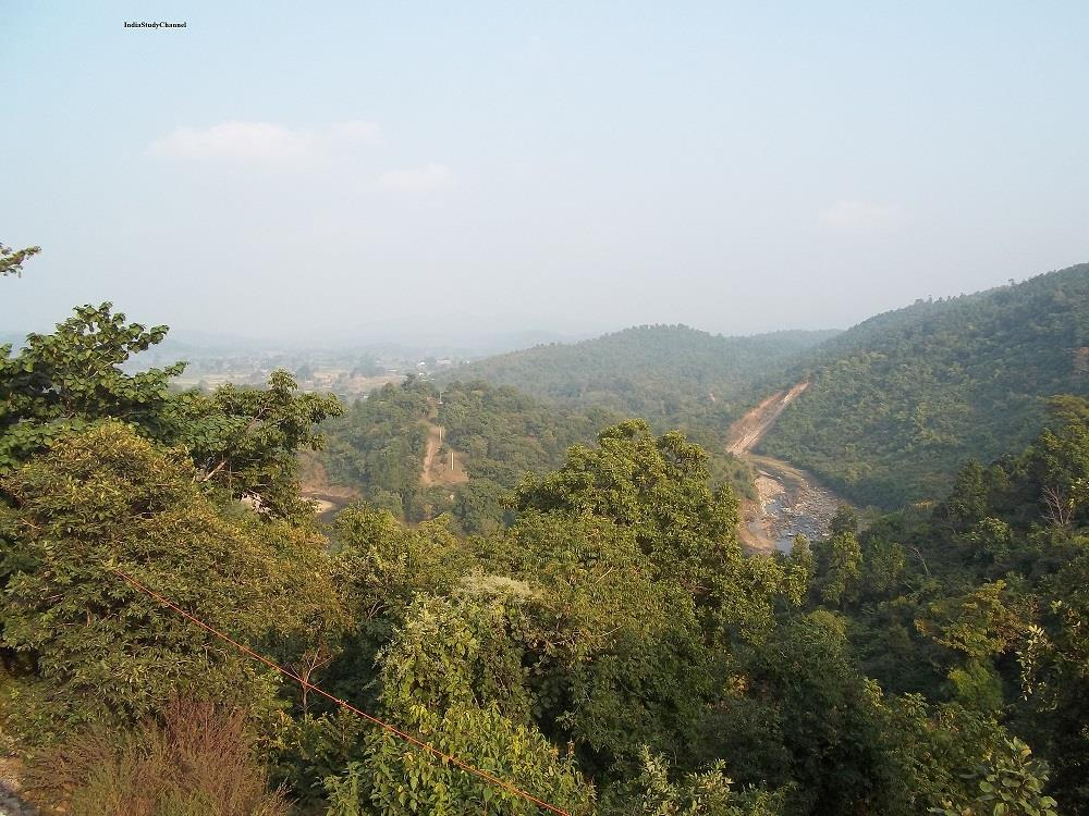 Beautiful Pithoria-Patratu Valley