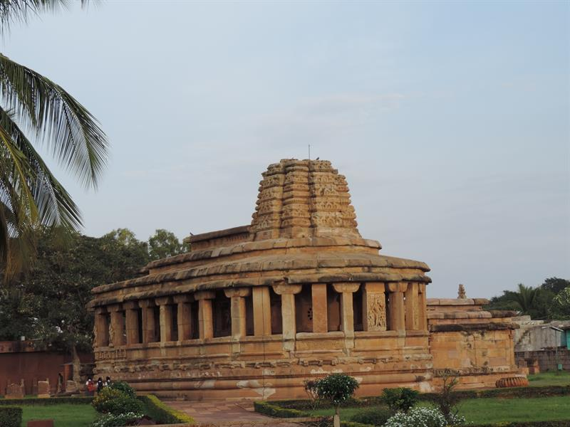 Durga Temple, Aihole, Karnataka, India.