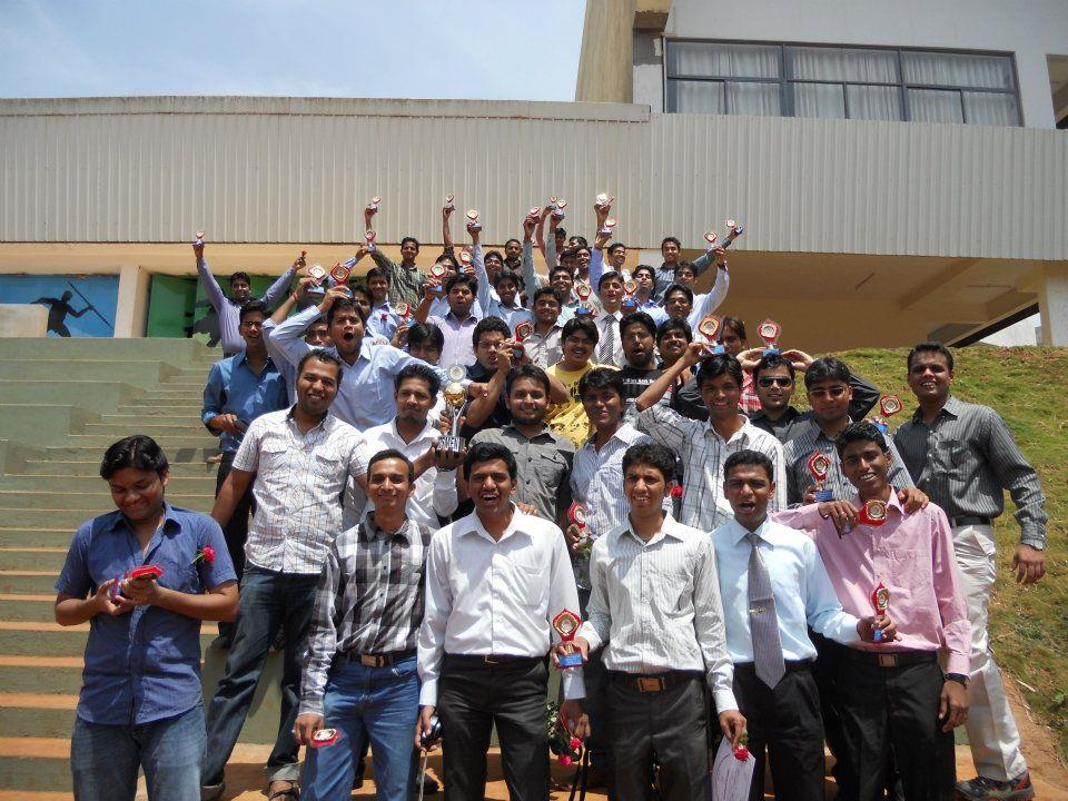 Farewell Day of 2012 Batch