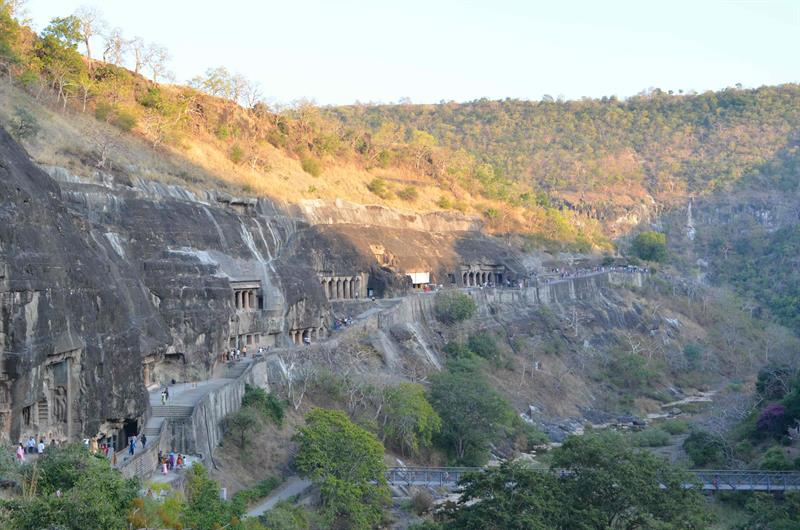 Ajantha Caves Temple