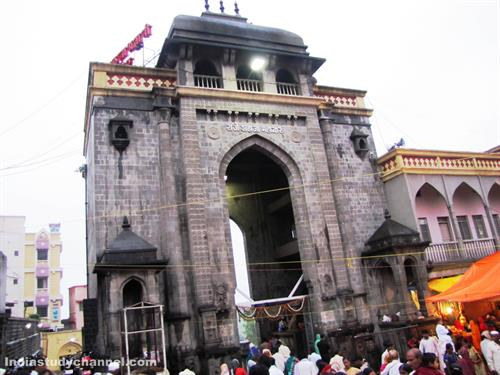 Main Entrance to the Tuljapur Bhavani Temple
