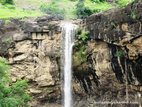 Picture of Water Falls in Ellora Caves, Aurangabad