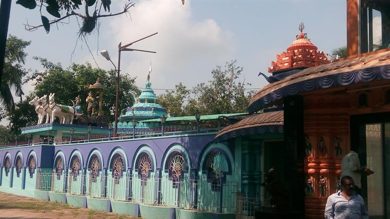 Lord Nilakantheswar Temple at Berhampur city, Ganjam