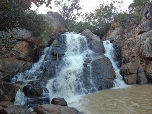 Keonjhar India  city photos : Sanaghagra waterfall in Keonjhar, Odisha