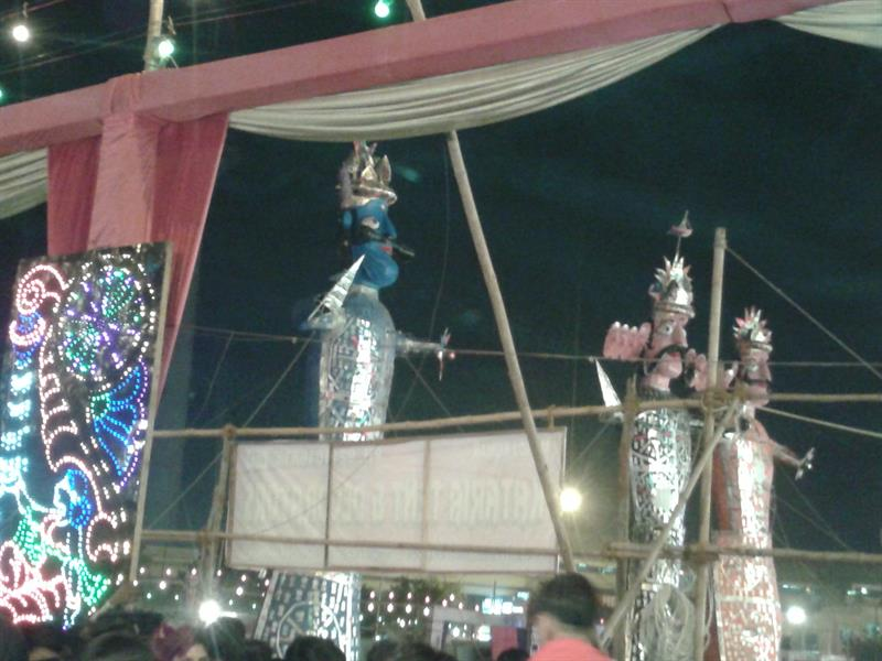 Celebrate Dussehra at PitamPura Ram Leela Ground