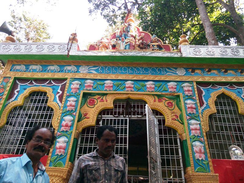 Baba Gupteswar Temple at Koraput Odisha