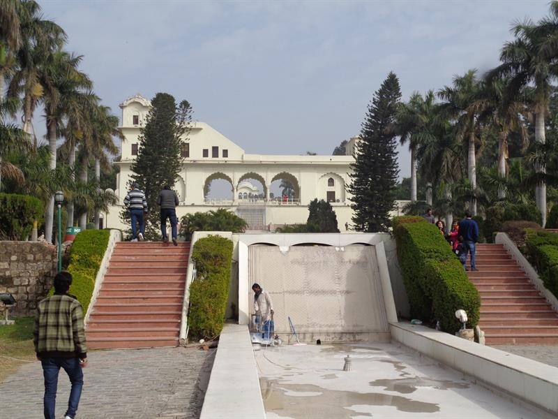 Beautiful view of Pinjore garden
