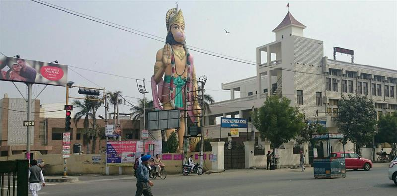 Hanuman Chowk Bathinda