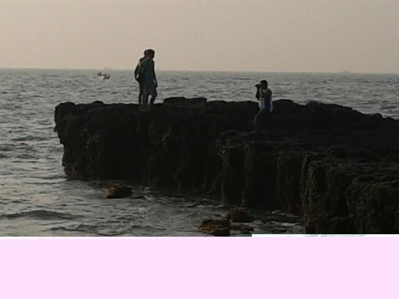 North Goa, sea