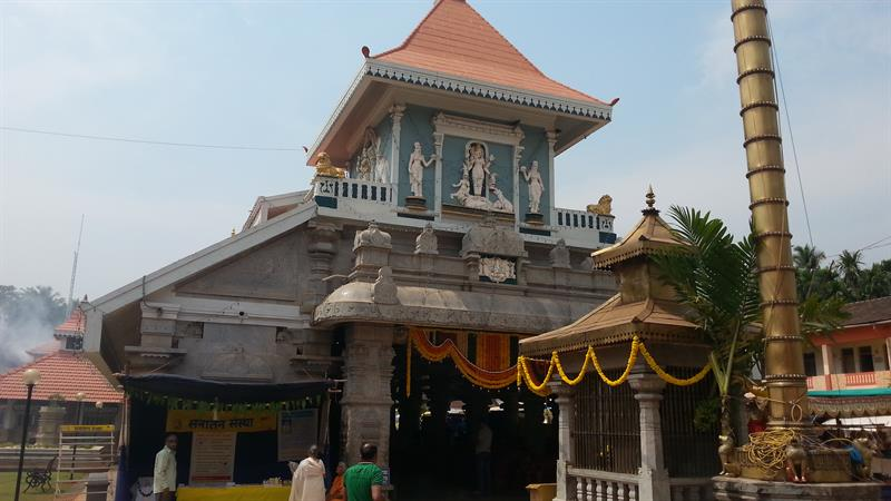 Mahalasa Temple at Mardol, Ponda, Goa
