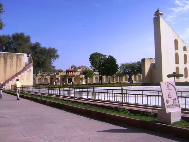 Jantar Mantar at Jaipur Rajasthan
