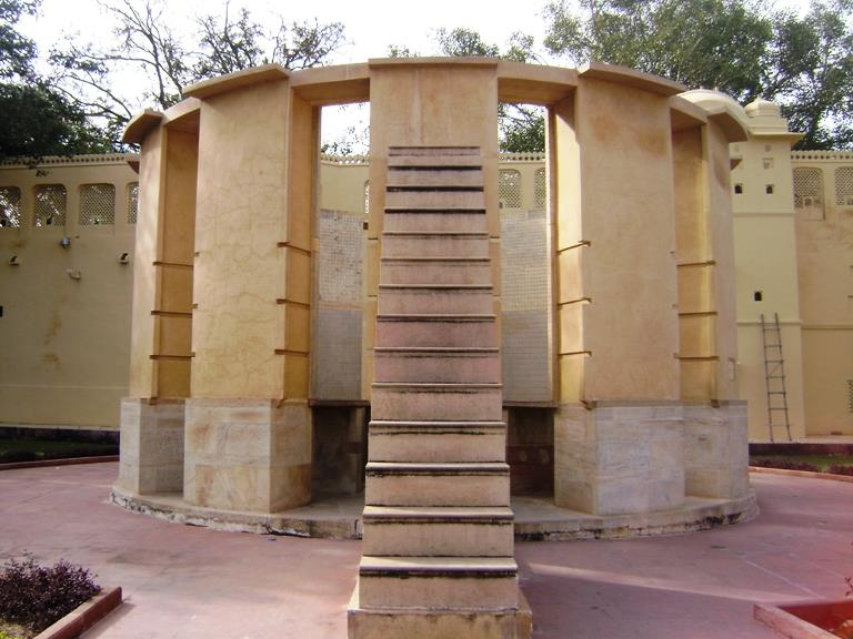 The Ram Yantra at Jantar Mantar, Jaipur