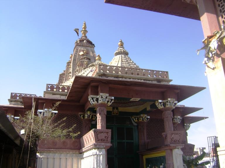 Hanuman Temple at Badi Chowpade Jaipur City