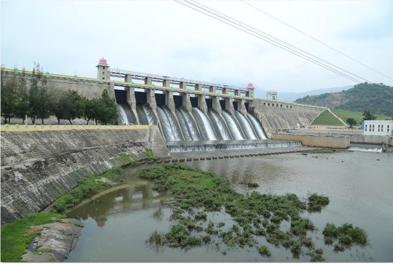 Picture of Amaravathi Dam