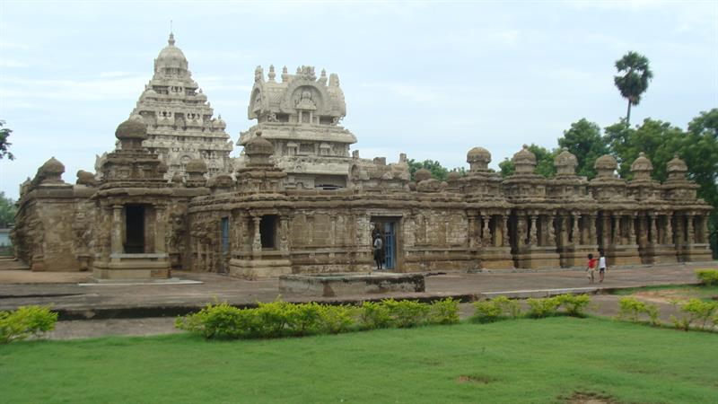 Kailasanathar Temple, Kanchipuran, Tamilnadu, India
