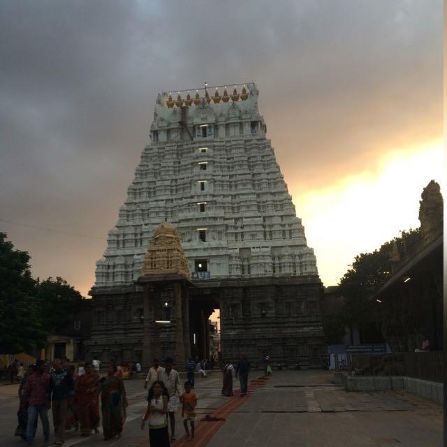 Ekambareswarar Temple - Wikipedia