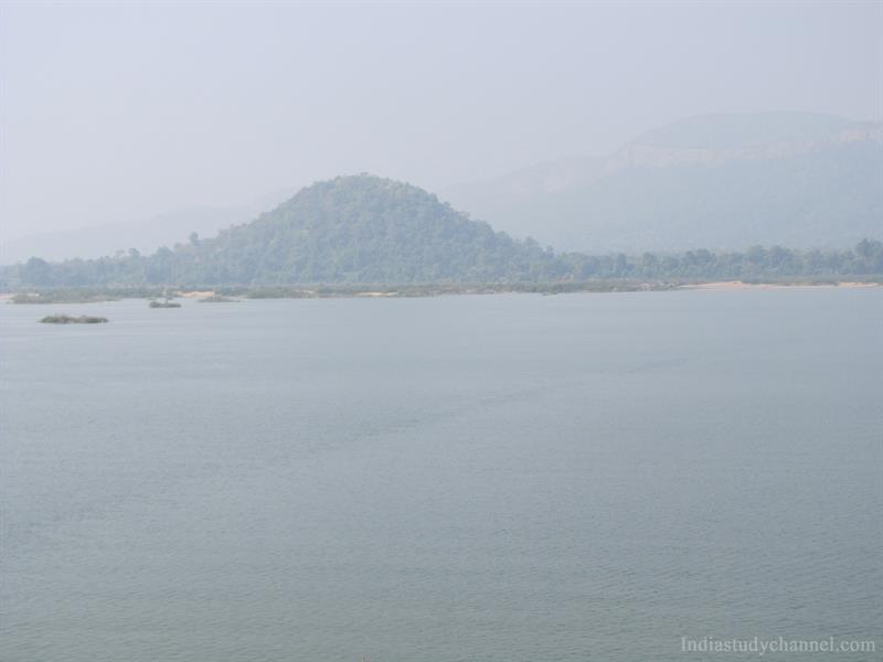 Godavari River in Bhadrachalam