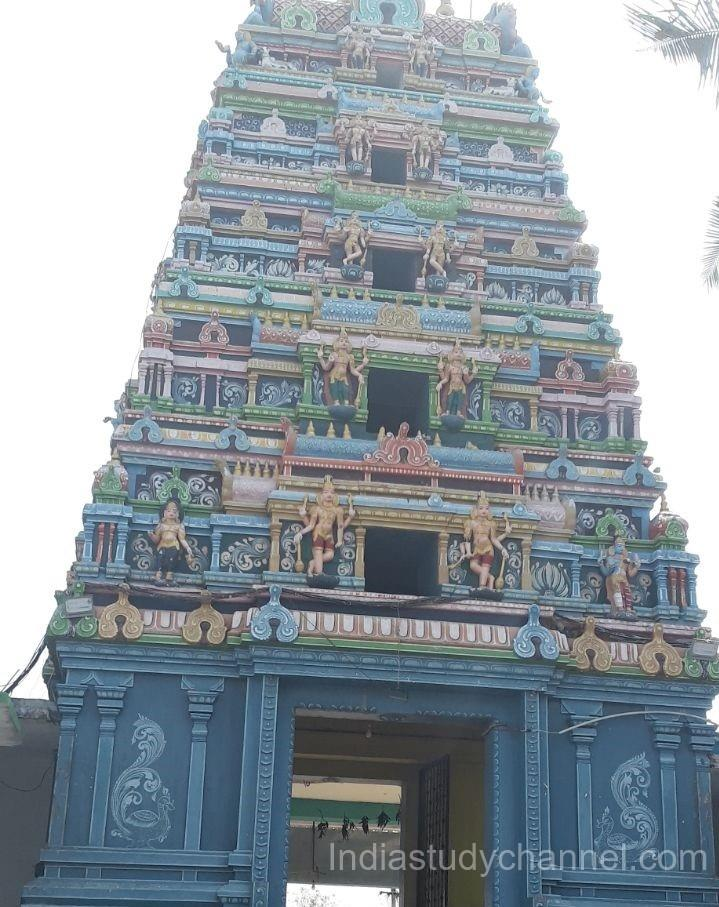 Famous Veerabhadra Swamy Temple at Bonthapalli