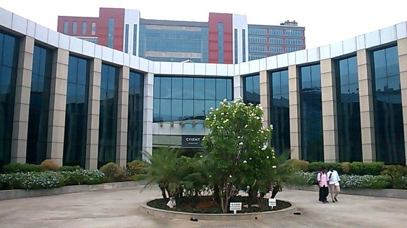 The CYIENT company located in Hyderabad