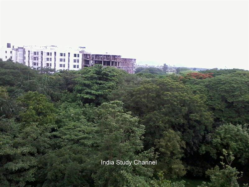 Green Fields at KL University