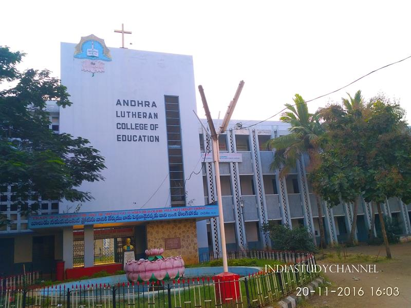 Andhra Luthern College of Education, Guntur
