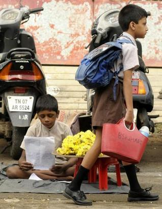 a comparison of poor and rich in education Some of the economic disparities among nations can be better appreciated when rich and poor countries or societies are contrasted for example, with regard to income inequality, according to some estimates by branko milanovic from the world bank.