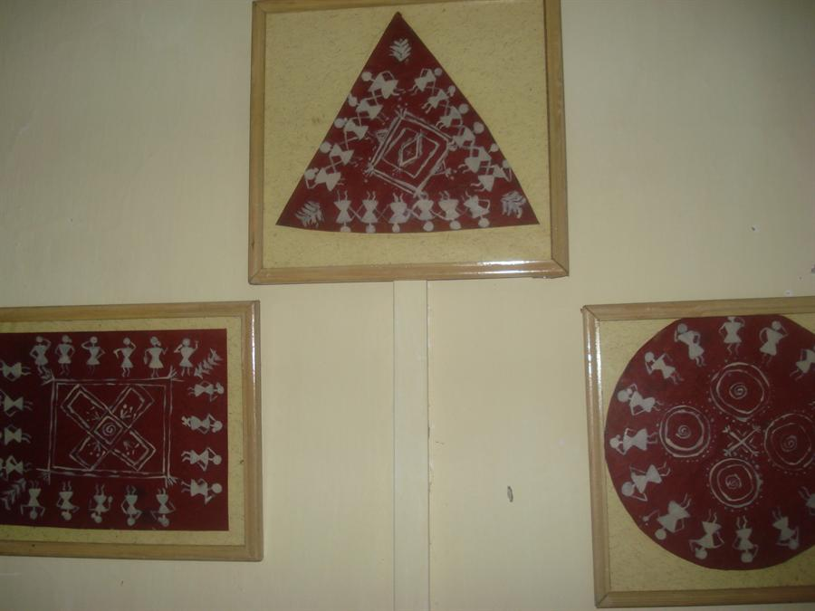 Warli Paintings - Free Encyclopedia & Web Portal on Indian Culture
