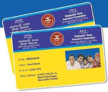 ESIC Smart Pehchaan Card