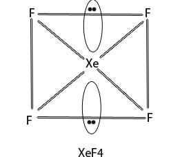Fluorides of xenon | Mastering Chemistry Help Xeo3 Lewis Structure Molecular Geometry