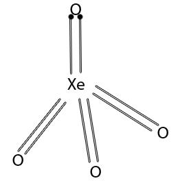 Oxides of Xenon ( XeO3 and XeO4) | Mastering Chemistry Help