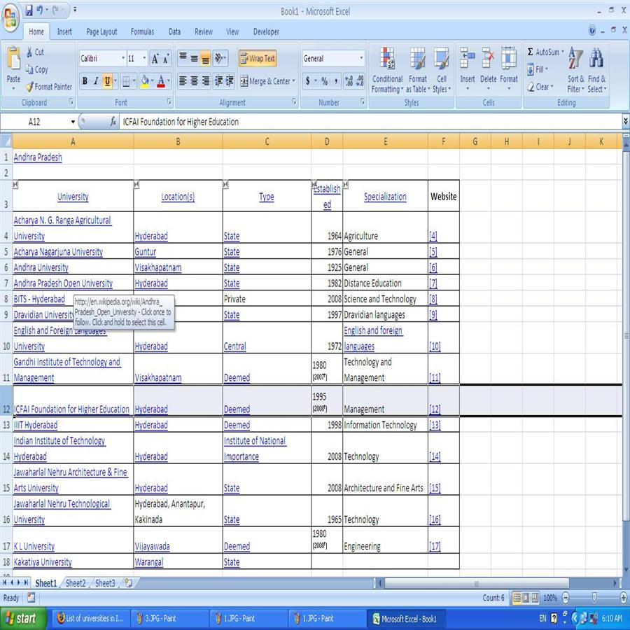 how to delete a second copy of an excell sheet