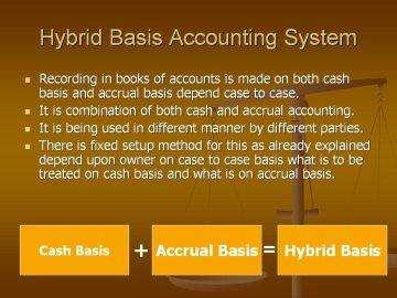 essays on accrual accounting In accrual accounting, you record income when you complete a service or when goods are shipped and delivered learn how accrual accounting works.