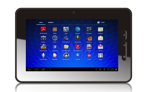 Specification and Review of Micromax Funbook Tablet