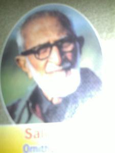 Dr. Salim Ali
