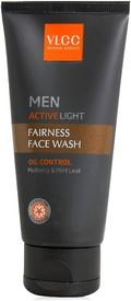 VLCC Men Active Light Fairness Face Wash