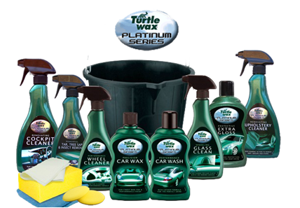 Turtle Wax - Platinum Series Kit
