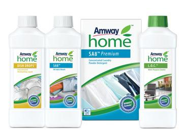 Amway Home Cleaning Products