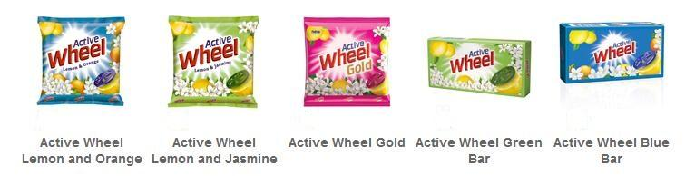 Active wheel products