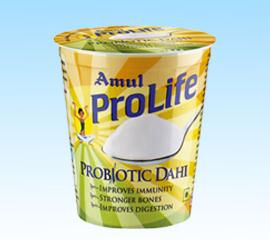 Various Categories Of Products From Amul