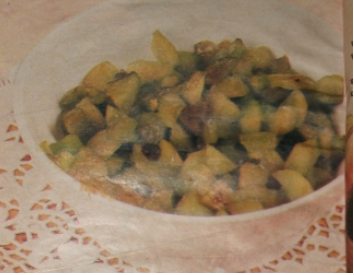 gooseberry dish 1