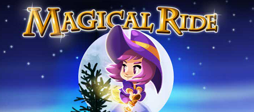 Magical Ride facebook game