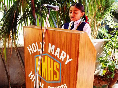 REPUBLIC DAY SPEECH BY A SCHOOL CHILD