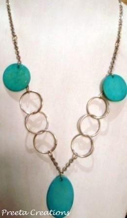 Designer Fashion Jewellery Beaded and Metal Jewellery