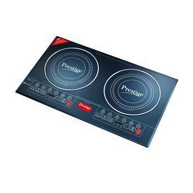 Amazing Prestige Dual Induction Cooktop