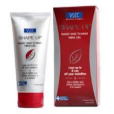 VLCC shape-up waist & tummy gel.