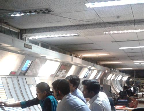 Air traffic controllers India