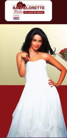 Bachelorette India TV show banner
