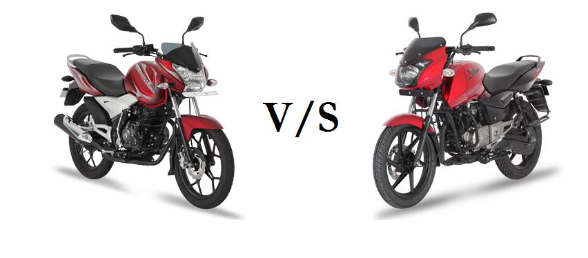 Comparision between Bajaj Discover 150 and Bajaj Pulsar ...