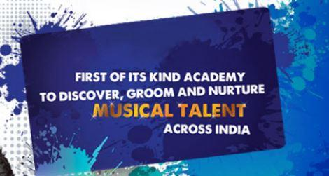 Talent banner of Indian Idol Academy